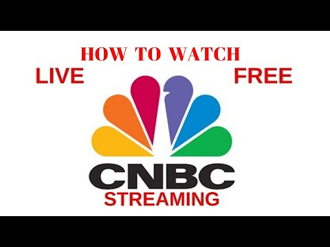 How To Watch Livestream Free Live Stream CNBC Programming