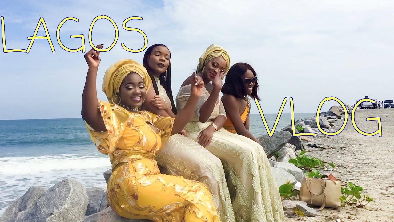 VLOG: A DAY IN THE LIFE- LAGOS, NIGERIA (WEDDING OWAMBE EDITION)