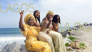 UwaniVlogs #4: A DAY IN THE LIFE- LAGOS, NIGERIA (WEDDING OWAMBE EDITION)