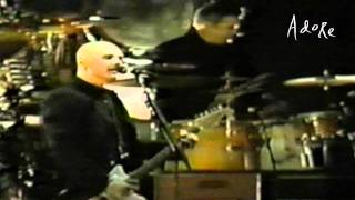 The Smashing Pumpkins - THRU THE EYES OF RUBY (LIVE)