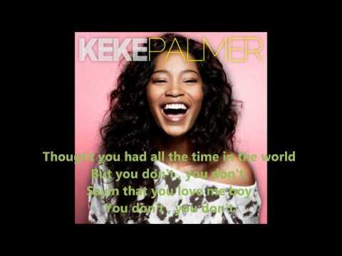 KeKe Palmer-shut up stop lying..wmv