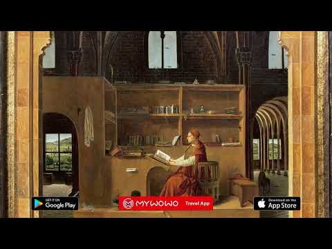 National Gallery – St  Jerome Antonello Da Messina – London – Audio Guide – MyWoWo  Travel App