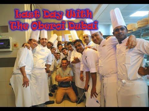 MY LAST DAY IN THE OBEROI DUBAI