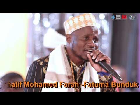 Khalif Mohamed Farah | Fatuma Bunduk In Manchester NH| (HD Video) 2020
