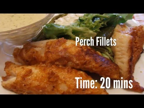 Perch Fillets Recipe