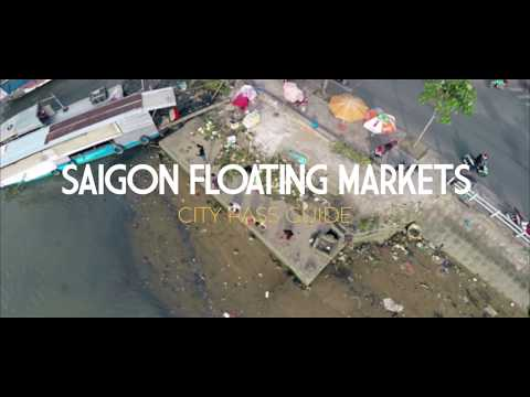 Saigon Floating Markets | City Pass Guide