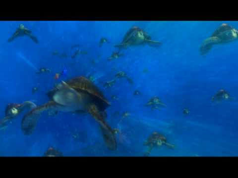 Finding nemo trailer doovi for Zig e sharko italiano