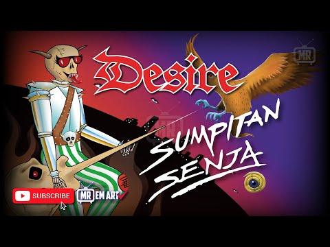 Lirik Lagu Pemergian - Desire