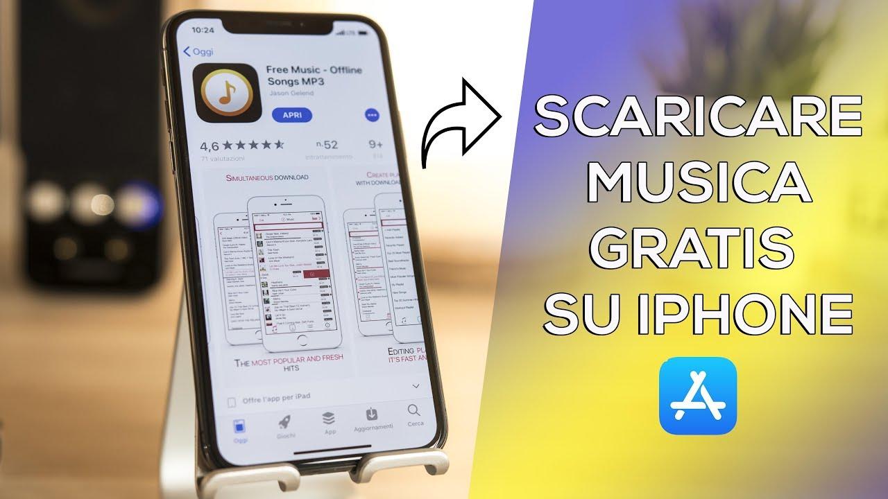 Come scaricare musica gratis iPhone | Salvatore Aranzulla