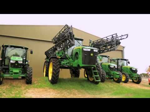 Agricultural Machinery - Roseworthy Rosenberg Machinery Group