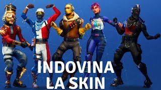 INDOVINA LA SKIN !!! [FORTNITE]