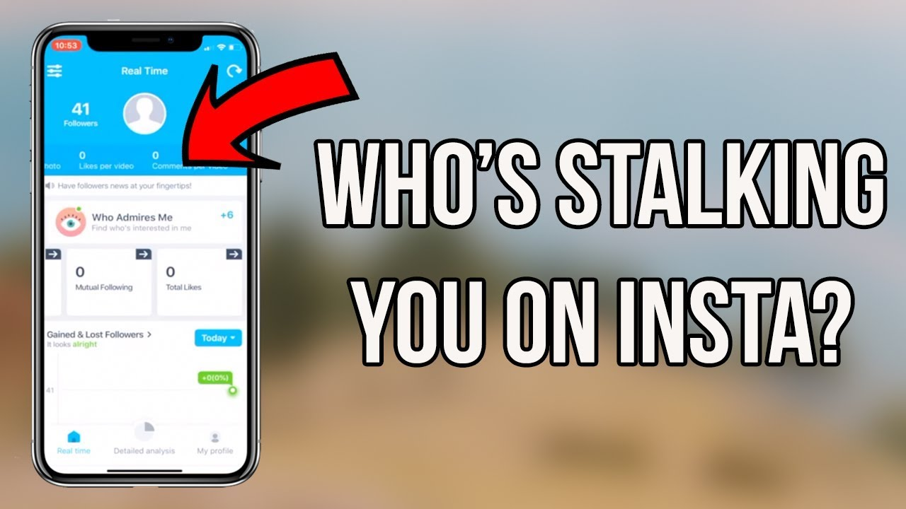 find out who stalks you on instagram