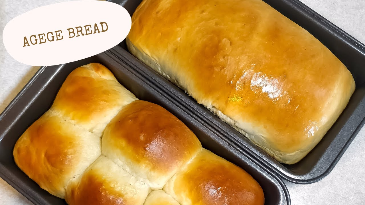 Download HOW TO MAKE AGEGE BREAD | NIGERIAN STYLE BREAD