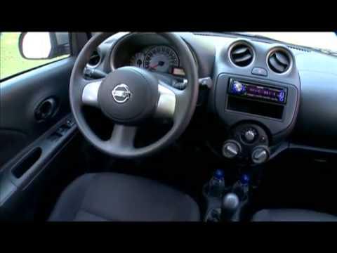 Nissan March 2013 - Lançamento set/2011