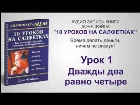 Книга 45 секундная презентация или 10 уроков на салфетках