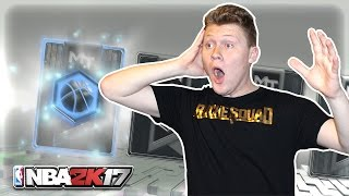 MULTIPLE DIAMONDS AND AMETHYSTS!!! HUGE NBA 2K17 PACK OPENING