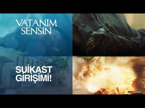 Vatanım Sensin 31. Bölüm - Mustafa Kemal Paşa'ya suikast girişimi!