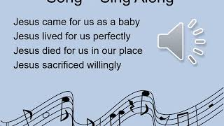 We Are Free (Jesus' Death) English Learner Bible Song