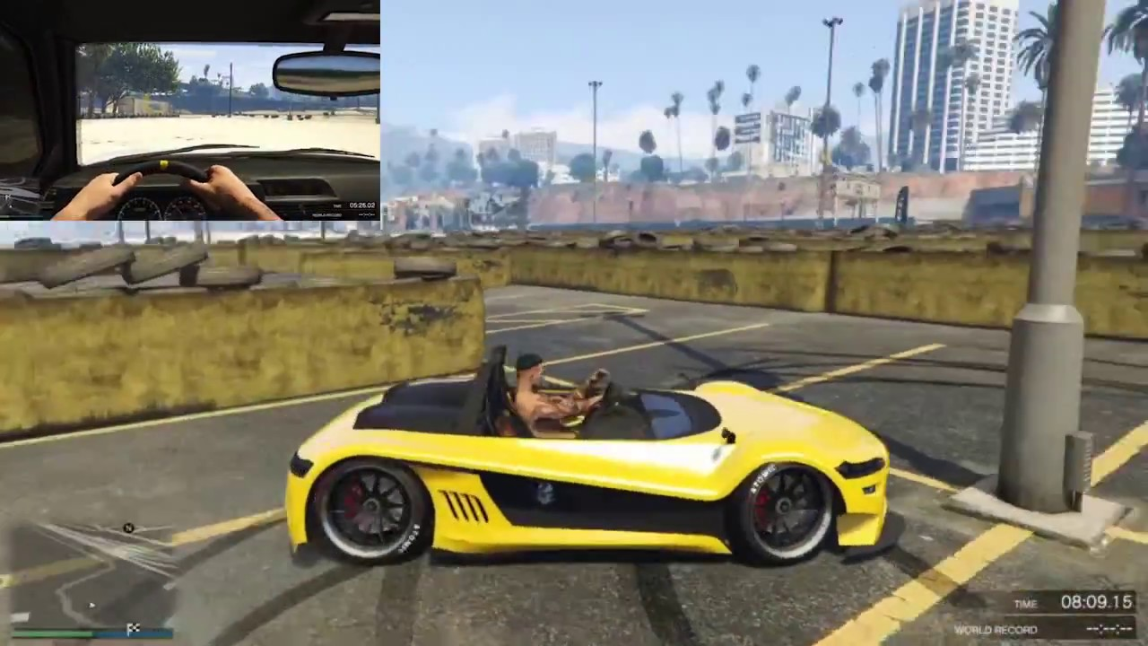 Hijak Ruston Best Drifting Car Yet Gtav Youtube
