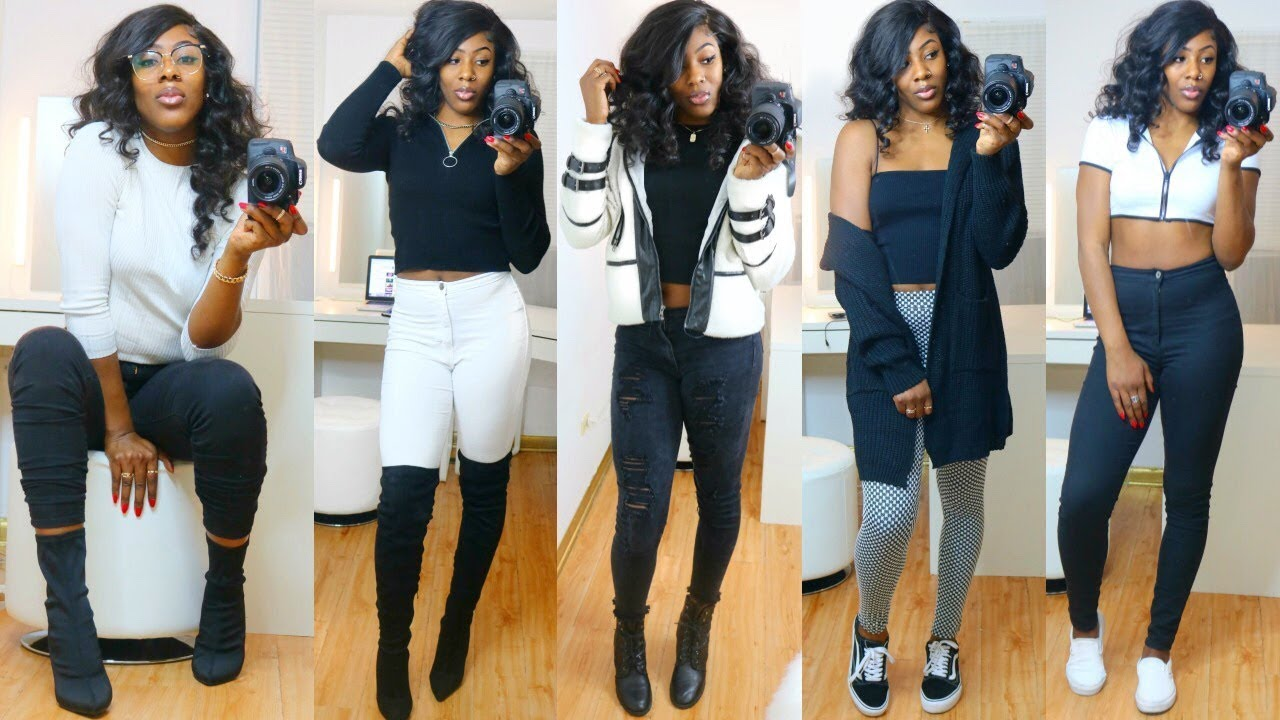 [VIDEO] - WINTER OUTFITS LOOKBOOK 4