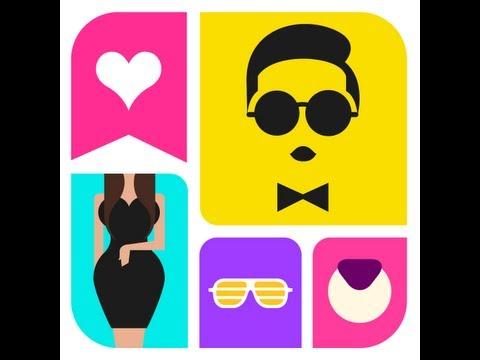 Icon Pop Quiz - Famous People Quiz - Level 5 Answers 48/48