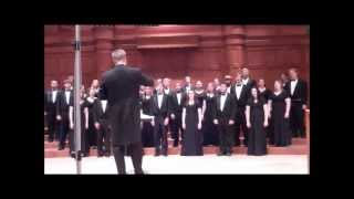 Search Me, O God by Jonny Priano as sung by University of South Dakota Chamber Singers