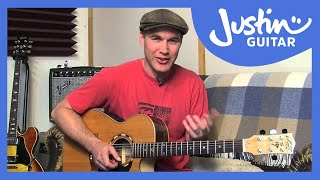Guitar Quick Tip #5: When NOT to learn scales (Guitar Lesson QT-005)