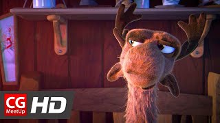 "**Award Winning** CGI 3D Animated Short Film ""Hey Deer!"" by Ors Barczy 