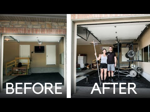 Extreme makeover budget home gym edition youtube