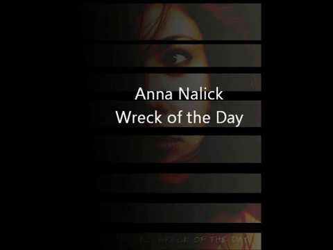 anna nalick wreck of the day lyric video