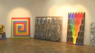 В Краснодаре выставлены 30 работ авангардных кубанских художников