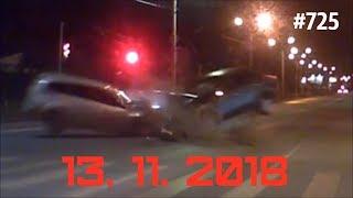 ☭★Подборка Аварий и ДТП/Russia Car Crash Compilation/#725/November 2018/#дтп#авария