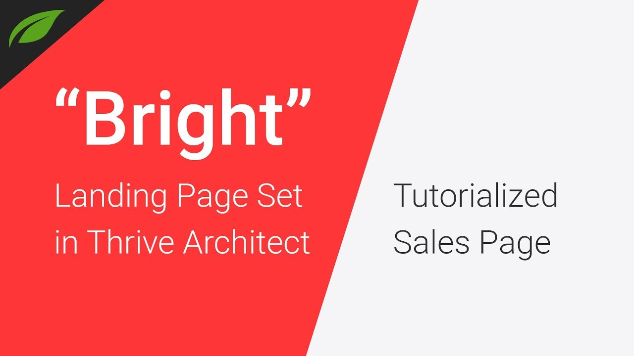 Meet Our No Design Needed Sales Page Template For WordPress YouTube - Sales page template wordpress