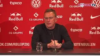 RB Leipzig: PK vor dem Auswärtsspiel gegen TSG 1899 Hoffenheim