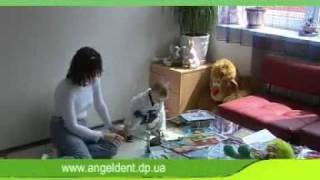 Детская стоматология(Здоровые зубы -- залог здоровья в целом! Стоматологическая клиника Angeldent делает ставку на семейное лечение...., 2012-01-25T12:56:25.000Z)