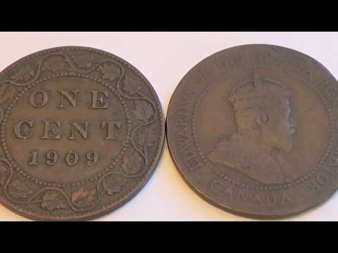 Two Early 1900's Canadian Coins To Check Out