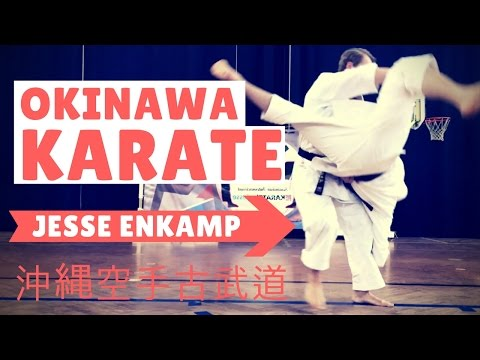 OKINAWA KARATE SEMINAR | Bunkai, Self-Defense & Kobudo — Jes