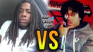 TAY600 VS RICO RECKLEZZ: TWITTER BEEF