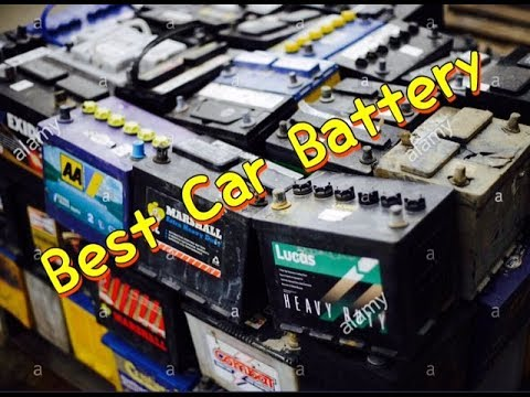 Best Car Battery Brand Hot Cold Weather Best Car Battery