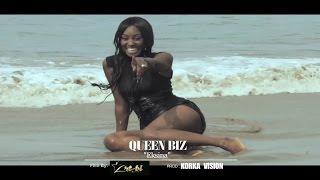 Смотреть клип Queen Biz - Eksina