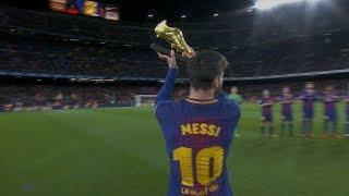 Lionel Messi Vs Deportivo La Coruna ULTRA 4K (Home) 17/12/2017