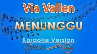 Via Vallen - Menunggu Karaoke | GMusic