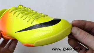 Футзалки (Бампы) Nike Mercurial Victory V IC (Код товара: 0292) видео обзор