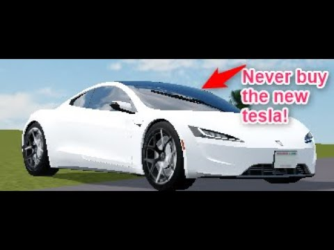 Why to NEVER buy the new tesla roadster! (Greenville ...