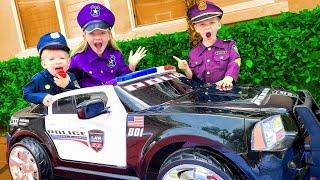 Girl Cops Train a Rookie!!! - Episode 7