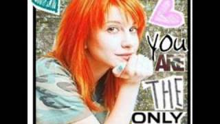 paramore the only exception music video remix