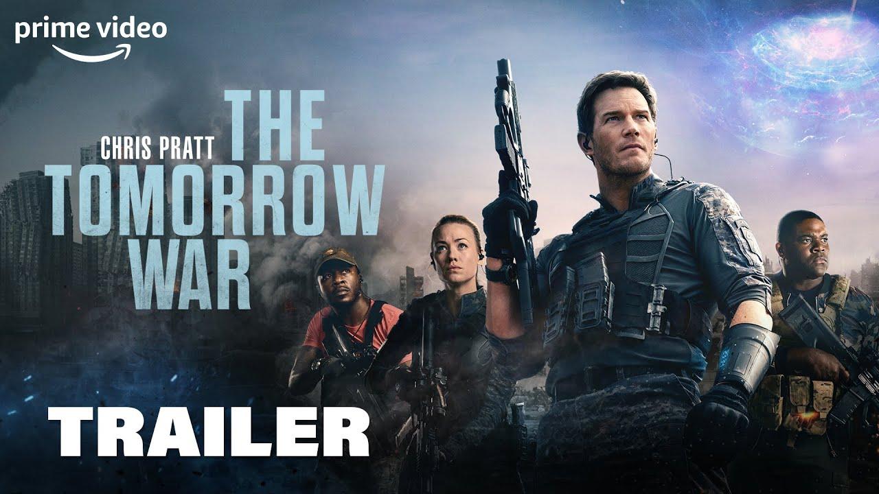 The Tomorrow War   Offizieller Trailer #2   Prime Video DE