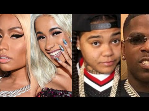 Cardi B responds to Nicki Minaj? Yung ma on relationship with Nicki, Casanova tapes released?