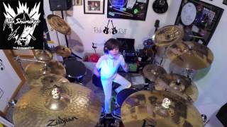 "9 year old Alex Shumaker ""Happy Jack"" by the The Who"