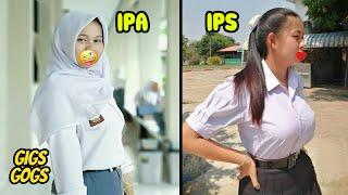 Bener atau Engga Nih??? - 7 Perbedaan Anak IPA & IPS